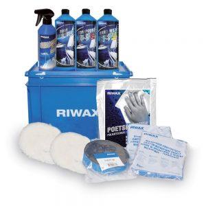 Glanspakket2 Riwax Bootonderhoudspecialist
