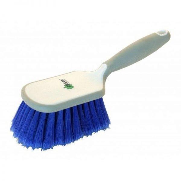 Riwax schoonmaakborstel wasborstel Bootonderhoudspecialist