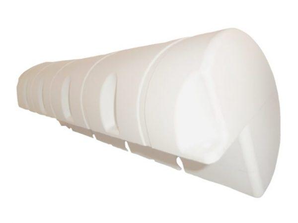 Talamex Dock Fender Wit | Bootonderhoudspecialist