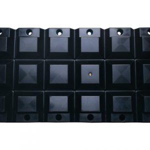 Talamex Multi Fender Zwart | Bootonderhoudspecialist