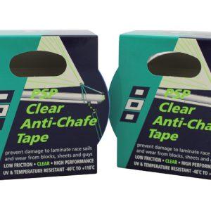 Anti-chafe tape clear
