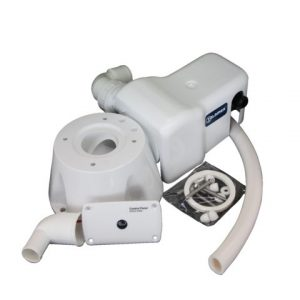 Conversiekit elektrisch toilet 12V 2