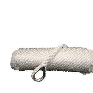 Ankerlijn polypropyleen wit