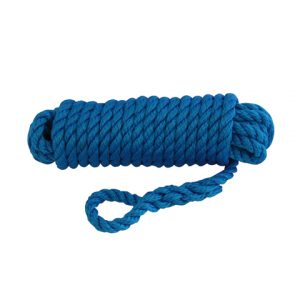 fenderlijn polypropyleen blauw