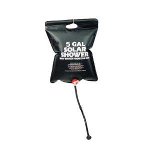Solar shower 20 liter