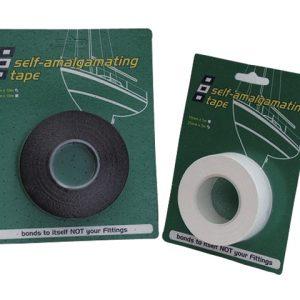 Vulkaniserende isolatietape zwart of wit