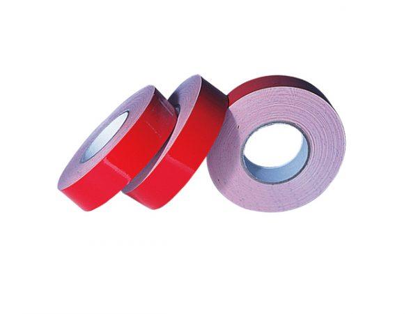 Waterlijn tape rood