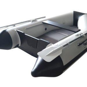 Aqualine QLX Aluminium bodem