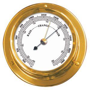Barometer messing serie 110