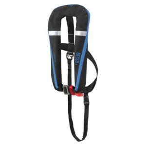 Besto Comfort Fit 165N zwart blauw