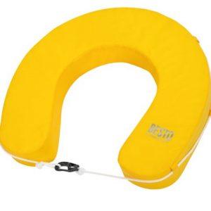 Besto hoefboei Wipe Clean geel
