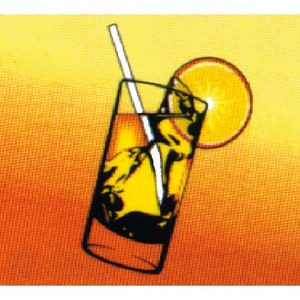 Cocktail vlag