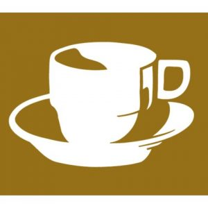 Koffievlag bruin