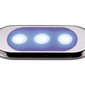 LED Courtesy lamp Oculus blauw licht