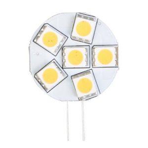 LEDlamp G4-side LED6