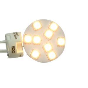 LEDlamp G4-side dimbaar LED9