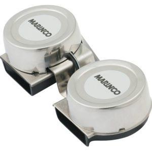 Marinco Hoorn mini compact dubbel