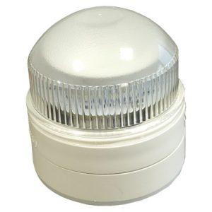 Navigatielamp 360° LED wit
