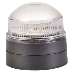 Navigatielamp 360° LED zwart