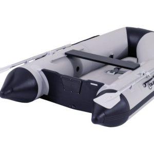 Opblaasboot Aqualine luchtbodem