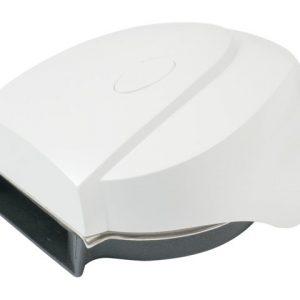 Opbouwhoorn Miniblast wit