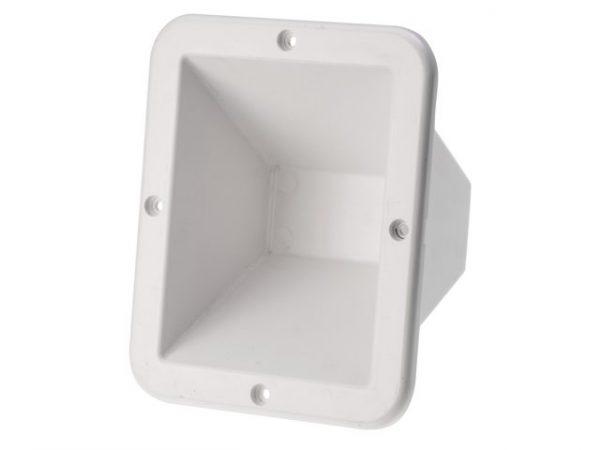 Open inbouw box