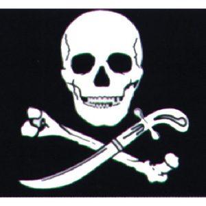 Piraten vlag