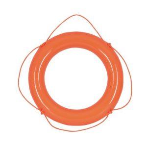 Reddingsboei PVC oranje