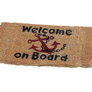 Kokosmat Welcome on board