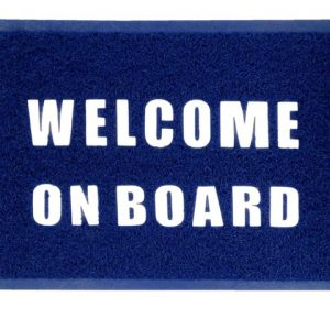 Mat - Welcome on Board