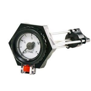 Drijvende benzinemeter met iveau indicator voor benzinetanks