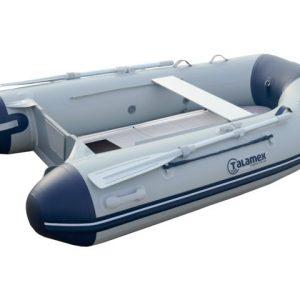 Opblaasboot TLX aluminium