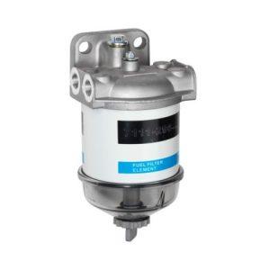 Scheidingsfilter met reservoir transparant