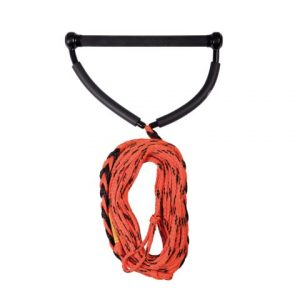 Wakeboard rope
